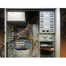 Старый нерабочий компьютер