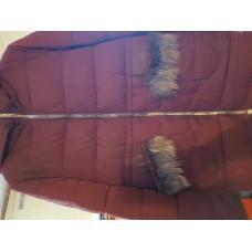 Зимняя Куртка для девочки  42-44-46 размер