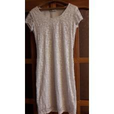 Платье летнее белое 40-42р