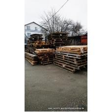 Паллеты на дрова