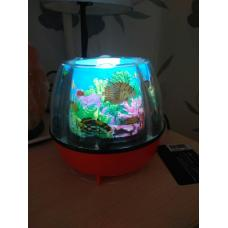 Ночник аквариум