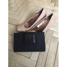 туфли и клатч